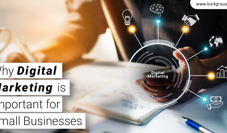 How Can Digital Marketing Help The Small Business